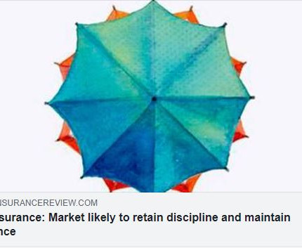 Reinsurance: Market likely to retain discipline and maintain balance