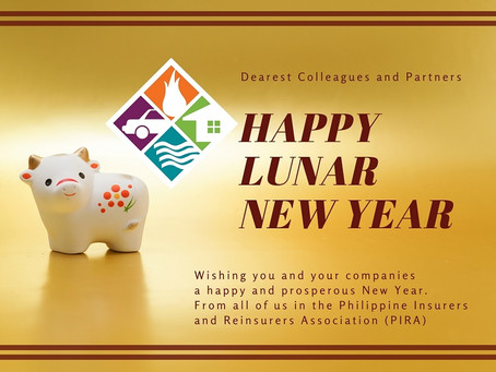 From the Officers and Staff of PIRA, Inc.