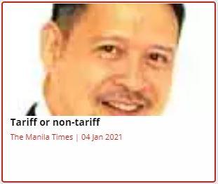 Tariff or Non-Tariff