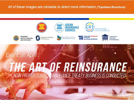 The Art of Reinsurance - How Proportional Reinsurance Treaty Business is Conducted
