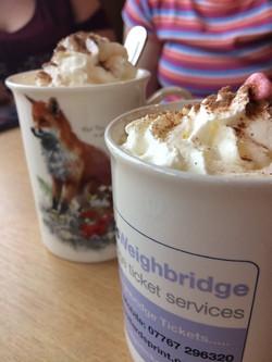Hot Chocolate magic