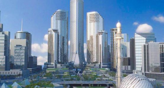 Tameer Tower, Abu Dhabi