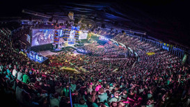 The Accelerating Business Of Esports
