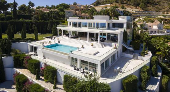 Villa TK Bel Air, Marbella