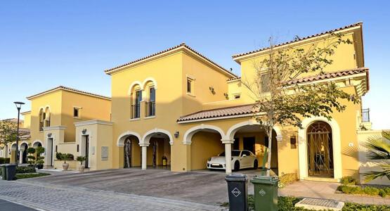 Saadiyat Island Villas, Abu Dhabi