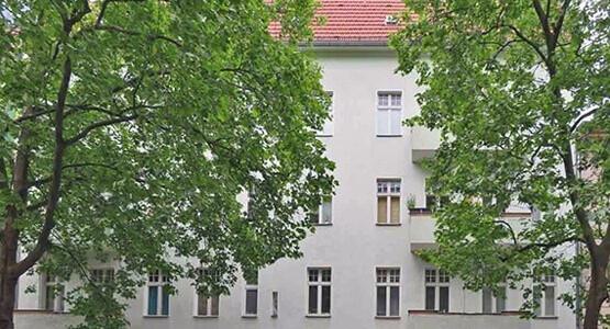 Adamstrasse, Berlin