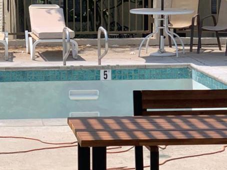 New Spa and Pool Tile