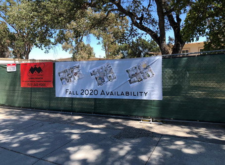 It's official! - banners are up and we are NOW TAKING APPLICATIONS!