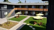 New Courtyard Furniture