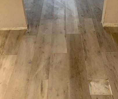 New Community room flooring