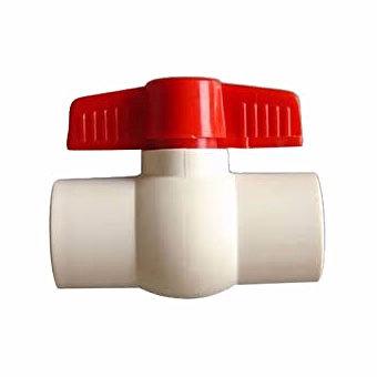 Válvula de Bola Cuerpo PVC Cementar - 25 MM