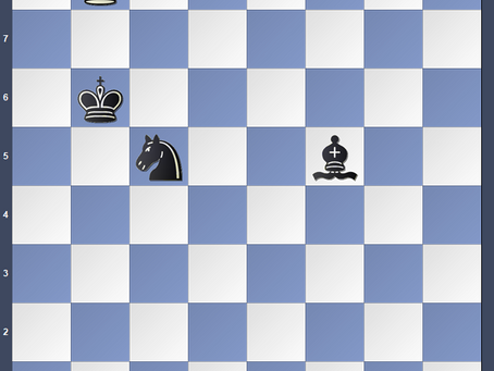 Checkmate Challenge #1