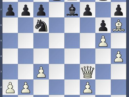 Checkmate Challenge #8