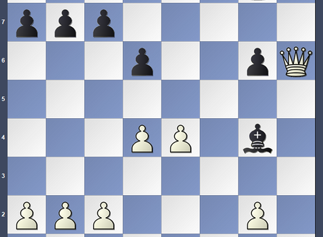 Checkmate Challenge #25