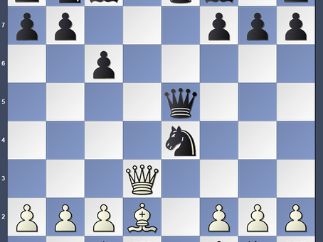 Checkmate Challenge #15