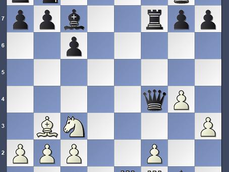 Checkmate Challenge #12