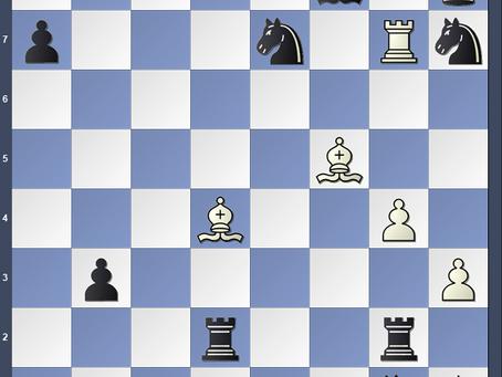 Checkmate Challenge #21