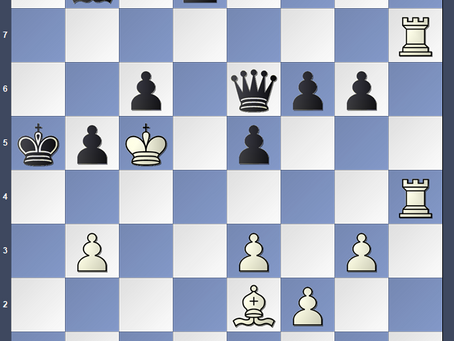 Checkmate Challenge #28