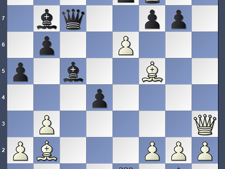 Checkmate Challenge #14