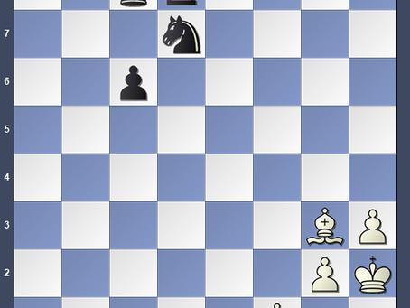 Checkmate Challenge #9