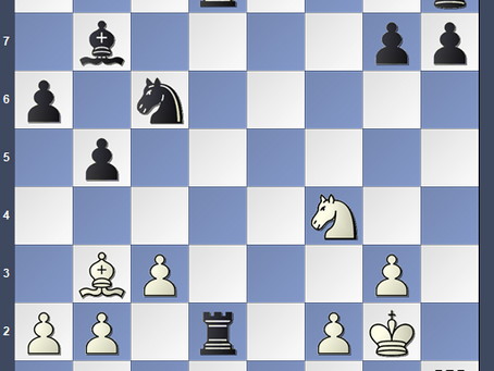 Checkmate Challenge #16