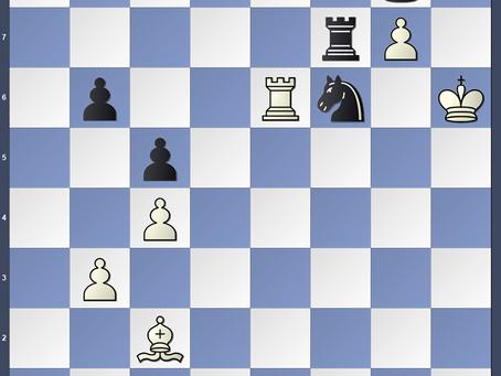 Checkmate Challenge #6