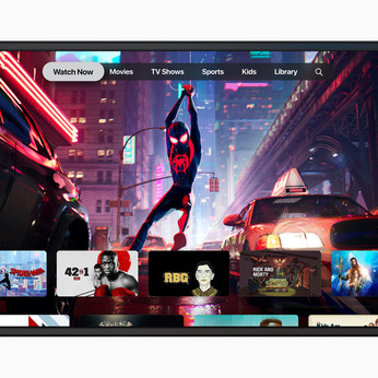 Apple opens a beta test for its new TV app and subscriptions