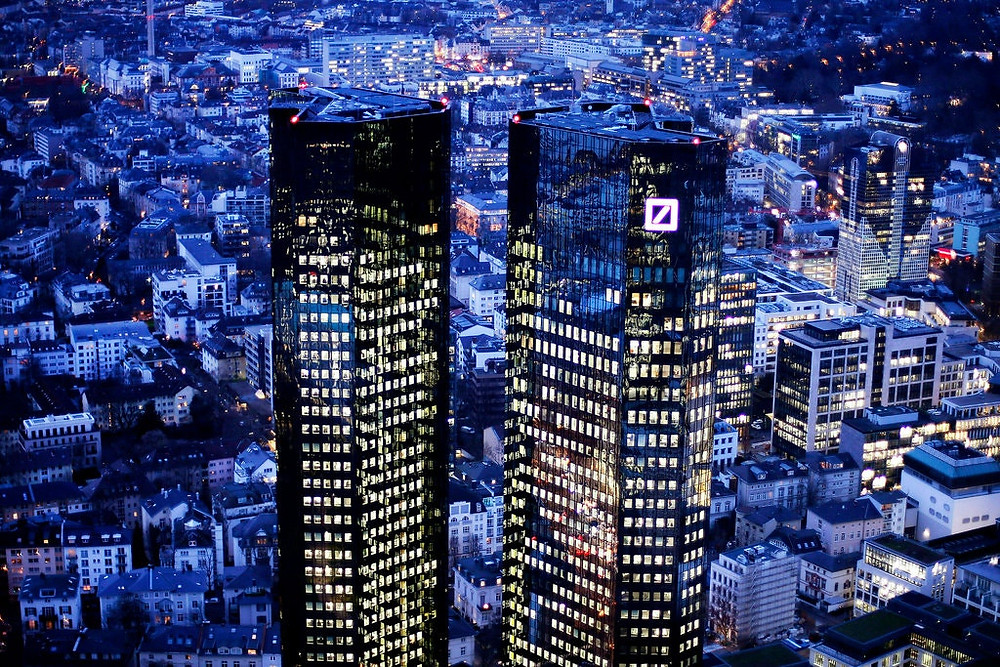 Deutsche Bank Scales Back Ambitions, Announcing Job Cuts and Reorganization - Read More from The New York Times