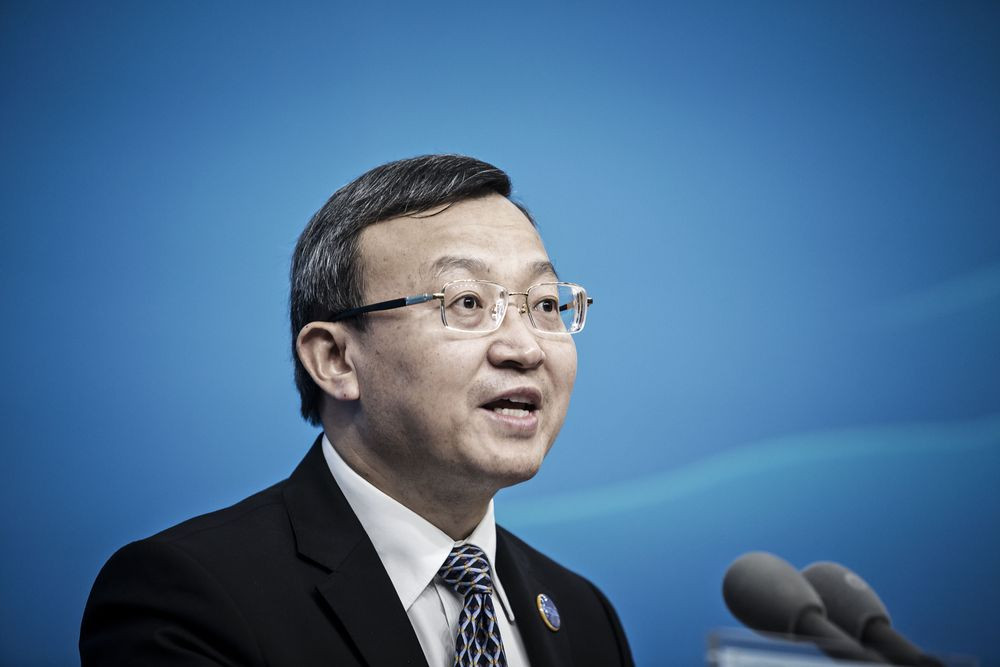China-U.S. to Resume Low-Level Talks in Bid to Resolve Trade War - Read More from Bloomberg News