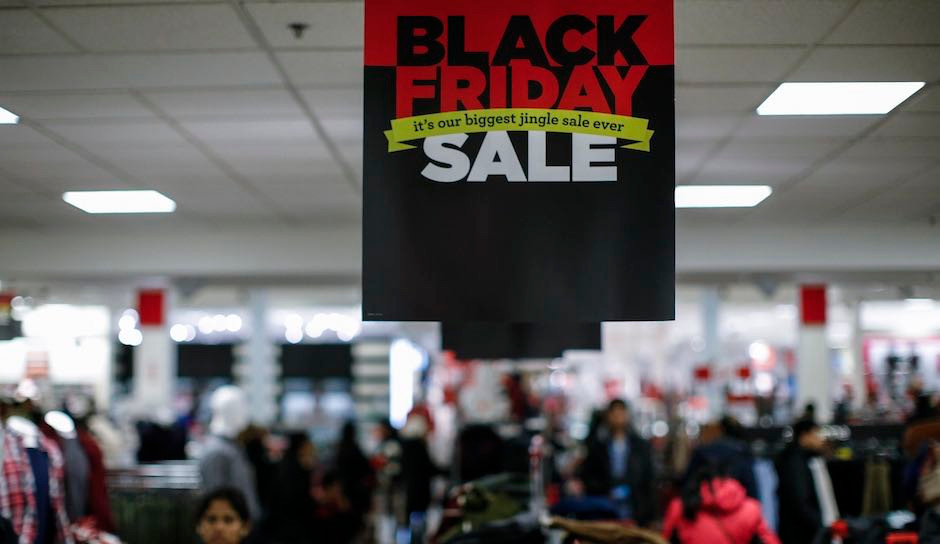 Here's why we call it 'Black Friday' - Read More from Business Insider