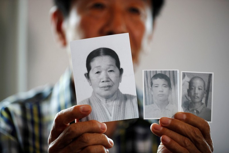 Korean families separated by war to reunite briefly after 65 years - Read More from Reuters