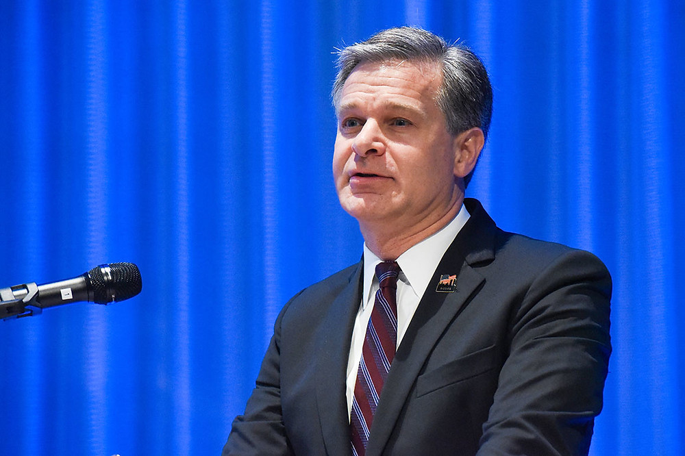 FBI's Wray: Americans 'can have confidence' in elections - Read More from Politico