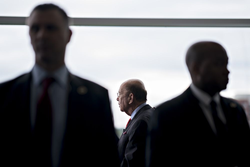 Commerce Secretary Ross to Sell All Stocks After Ethics Office Warning - Read More from Bloomberg News
