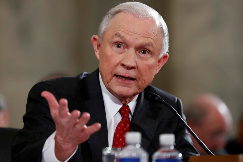 AG Jeff Sessions can't shake Russia controversy - Read More from MSNBC