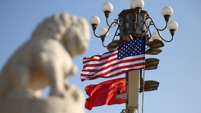 US-China officials to begin trade war talks in Beijing - Read More from BBC News