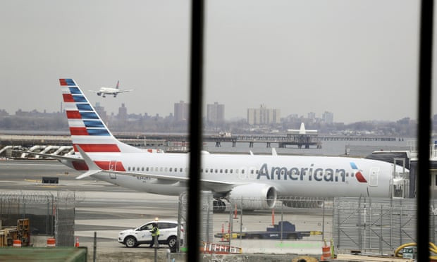 American Airlines cancels Boeing 737 Max flights through mid-August - Read More from The Guardian