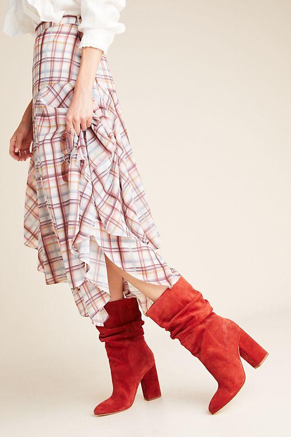 Splendid Slouchy Mid-Calf Boots $198