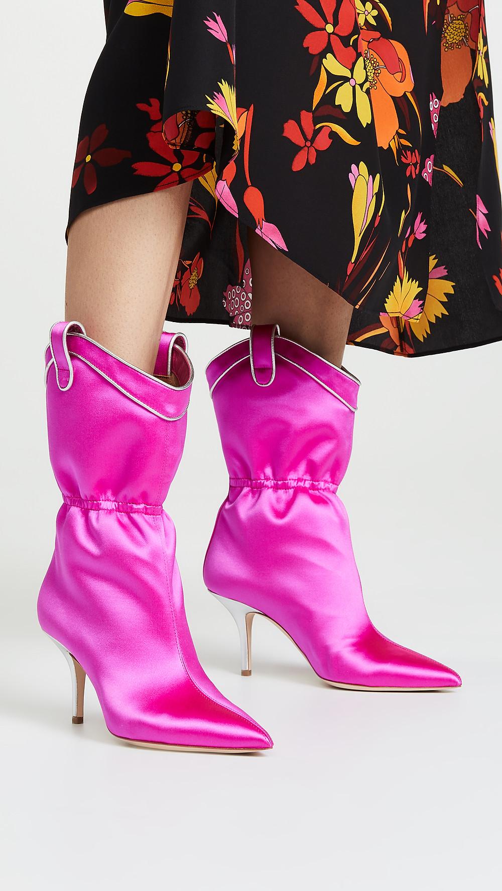 Malone Souliers Daisy Ungaro Boots $795