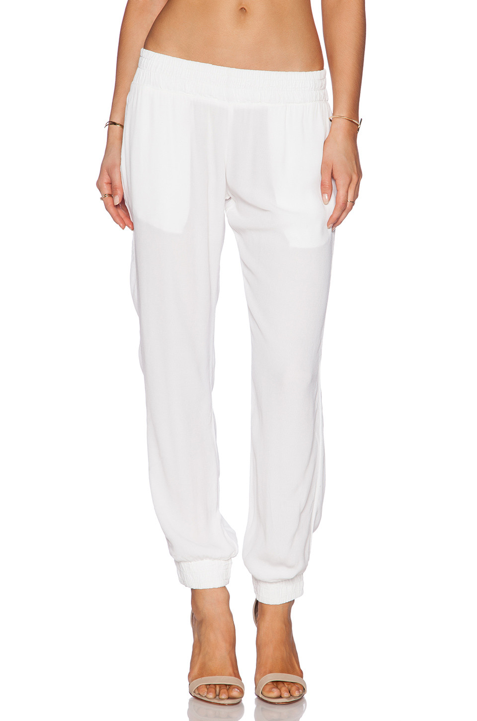 Monrow skinny sweatpant at Revolve clothing for $73