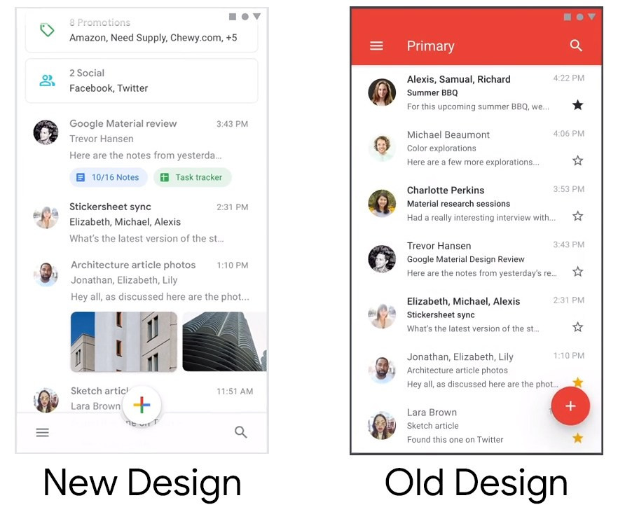 Google video shows all-white redesigns for Gmail, Google Photos, and more - Read More from Ars Technica