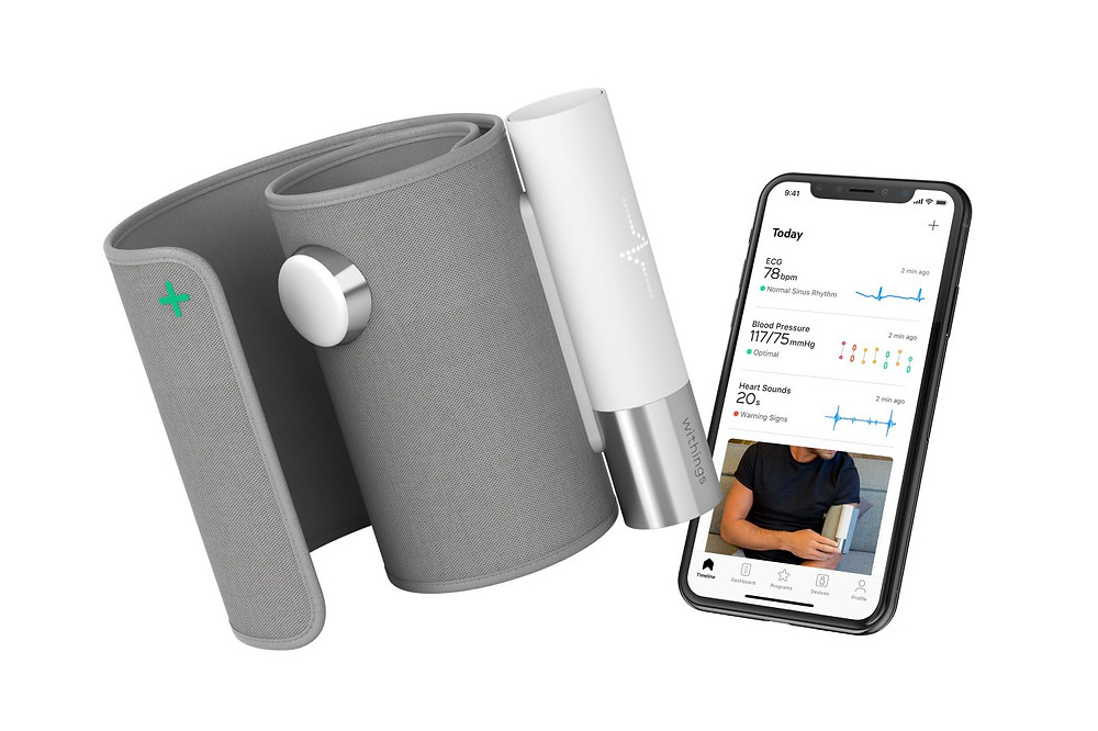 Withings promises an extensive at-home health solution for $250 - Read More from Techcrunch