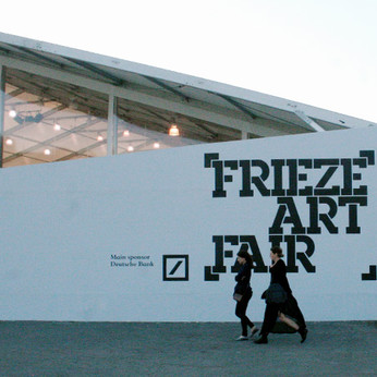 How To Guide For: Attending Frieze Week Art Fair-Which Galleries & Events To Attend