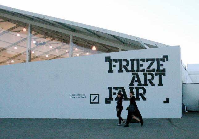 Frieze Week Art Fair-Randall's Island Park May 5-May 8