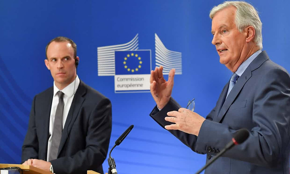 Michel Barnier kills off Theresa May's Brexit customs proposals - Read More from The Guardian