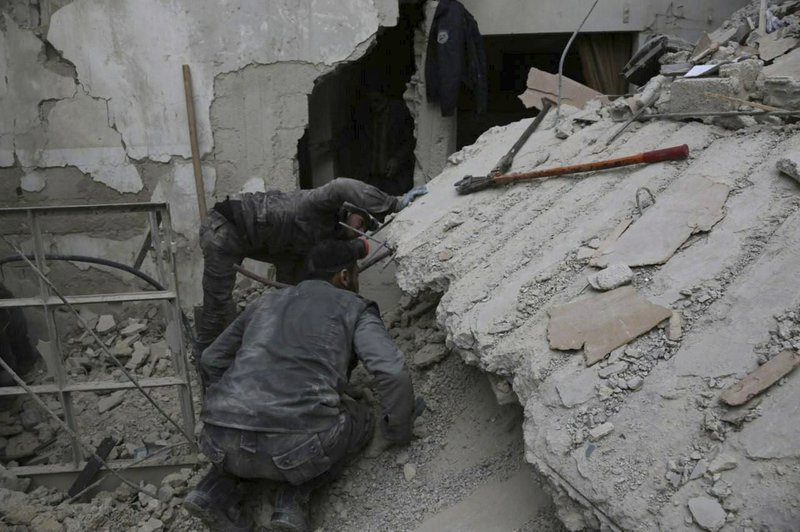 US, allies set to evacuate Syrian aid workers from southwest - Read More from Associated Press