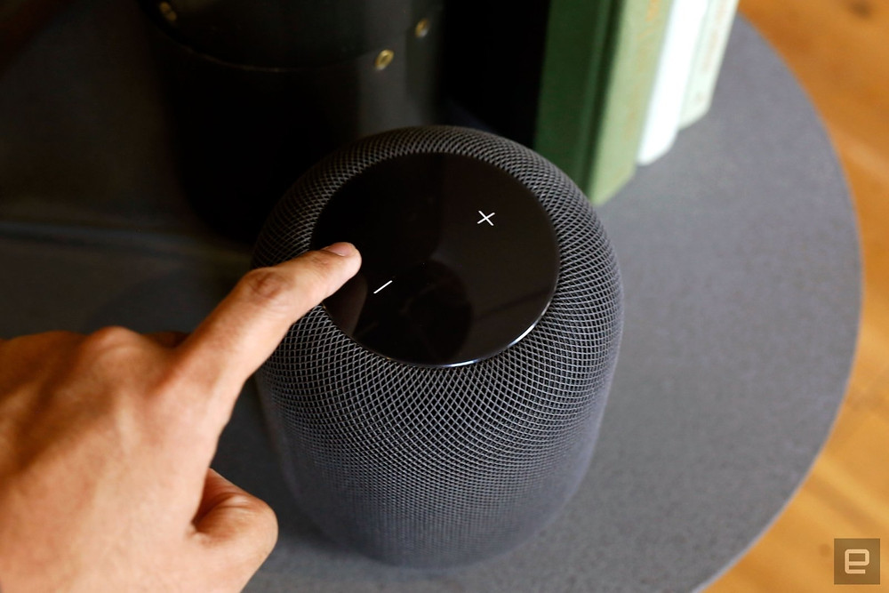 HomePod may get phone call support and multiple timers - Read More from Engadget