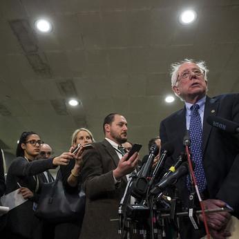 Bernie Sanders not stepping into Senate Energy void as liberals fear Manchin