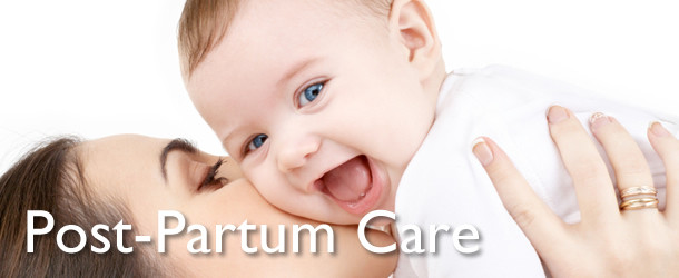 Post-Partum Care - Read More from Women Partners