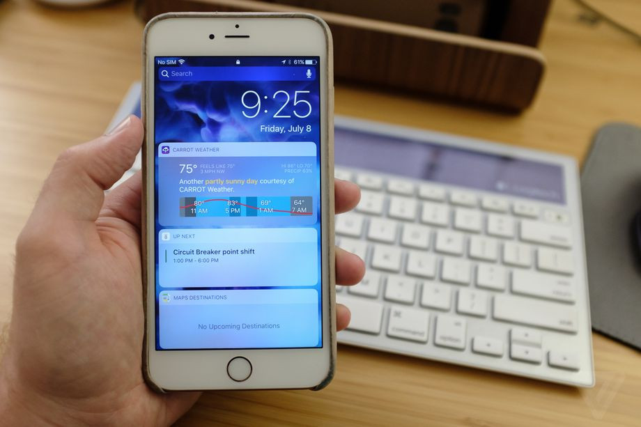 Apple's latest security patch fixes a bug that lets hackers take over your phone via Wi-Fi - Read More from The Verge