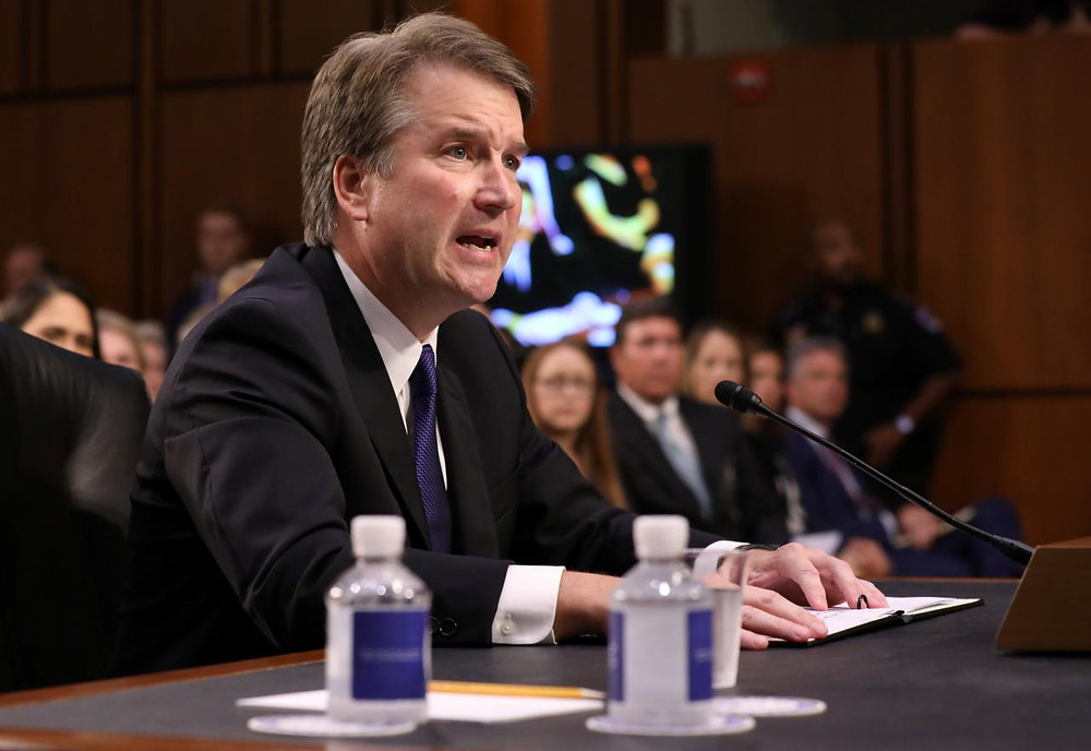 Brett Kavanaugh sidesteps Senate questions on Roe v Wade - Read More from The Guardian